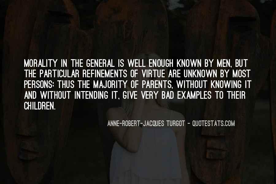 Turgot's Quotes #1597054