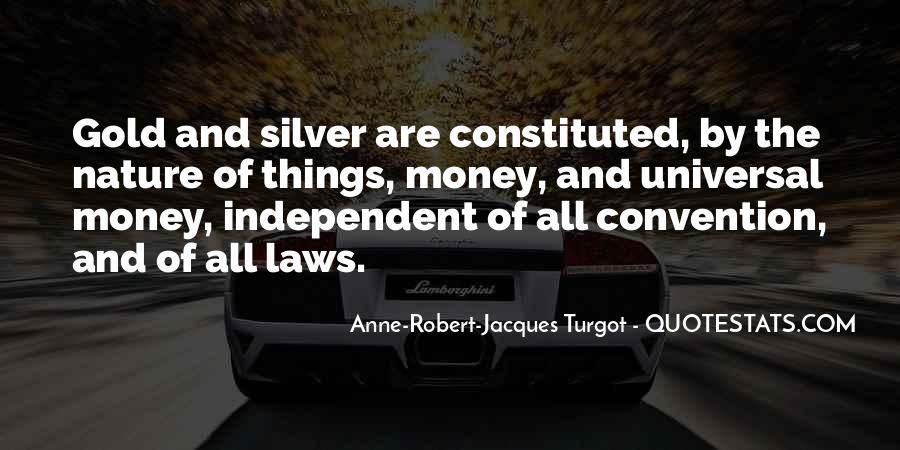 Turgot's Quotes #1736220