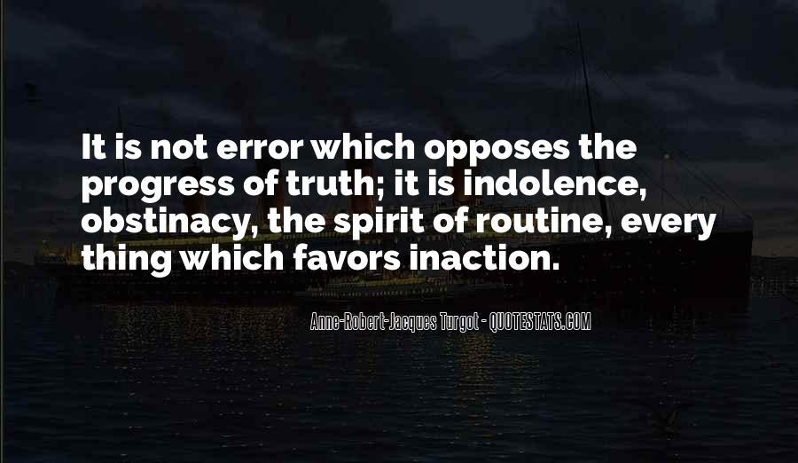 Turgot's Quotes #597398