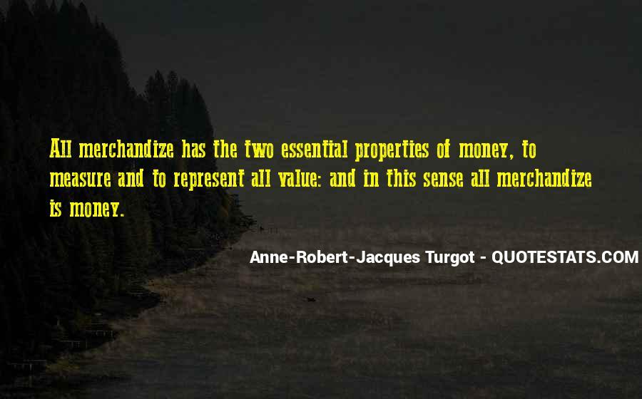 Turgot's Quotes #705041