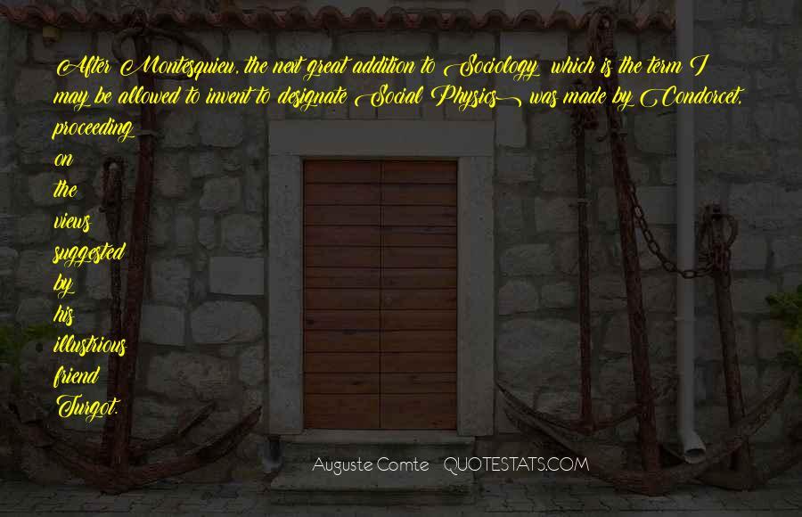 Turgot's Quotes #883051