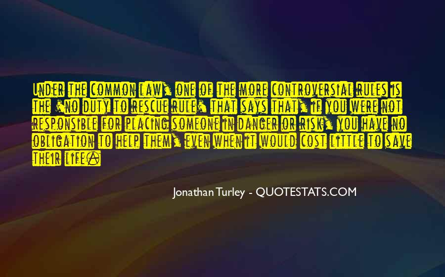 Turley Quotes #315935