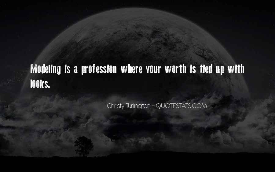 Turlington Quotes #1083603