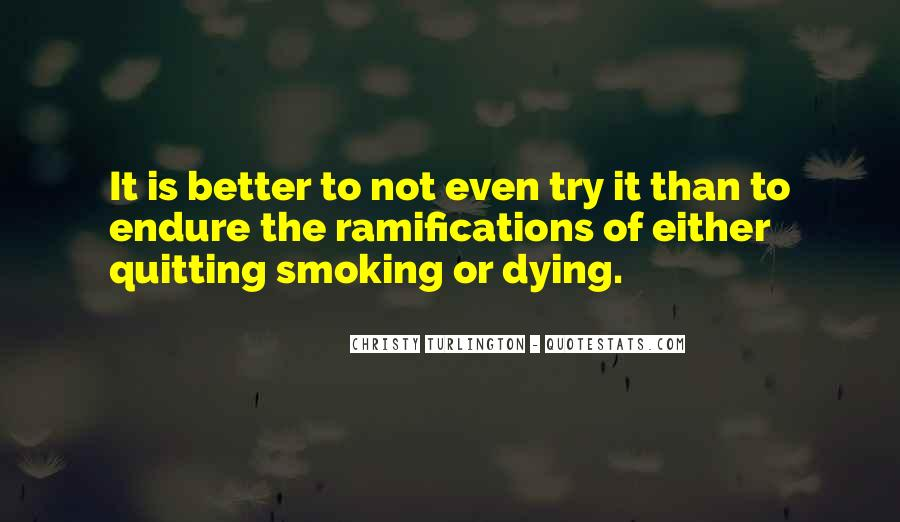 Turlington Quotes #1270998