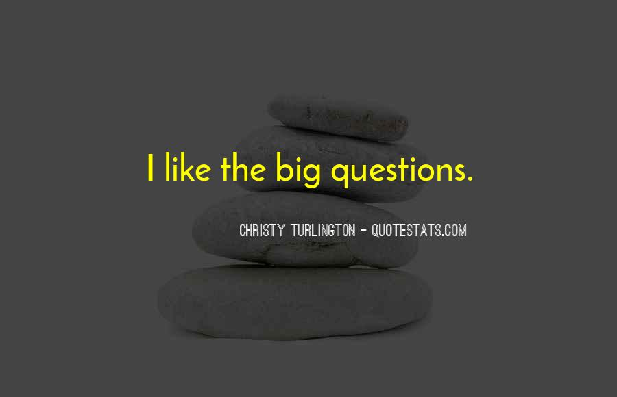 Turlington Quotes #1531302
