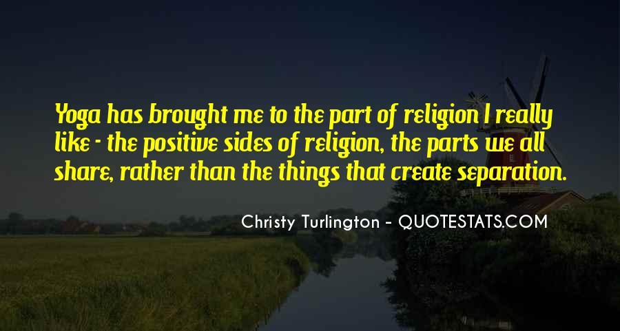 Turlington Quotes #1625574