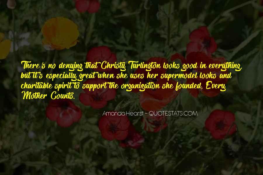Turlington Quotes #1652414