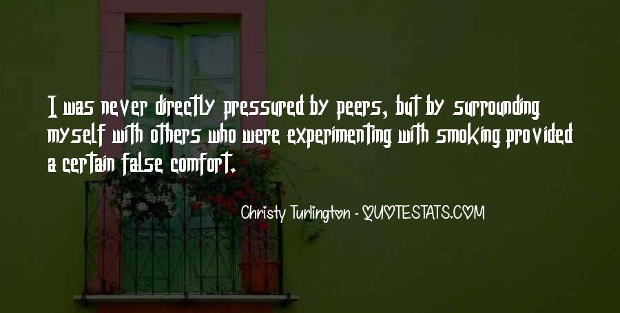 Turlington Quotes #1720475