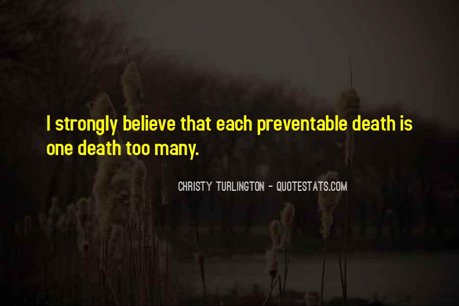 Turlington Quotes #1773588