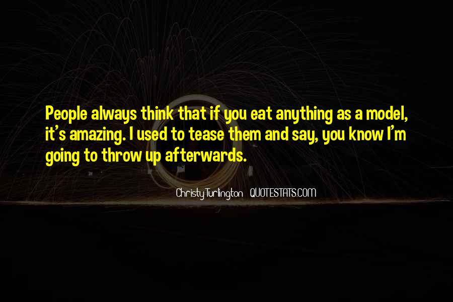 Turlington Quotes #238228