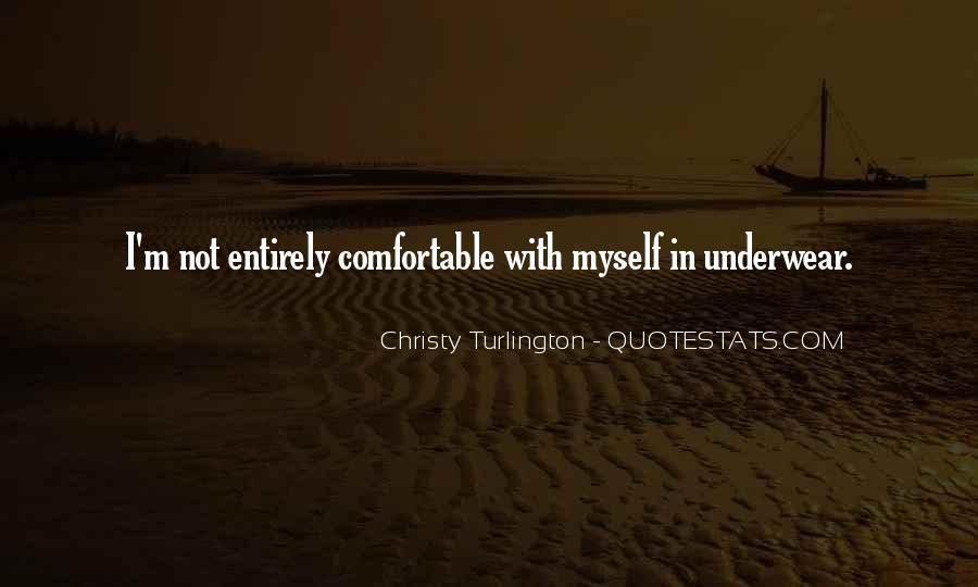 Turlington Quotes #300673