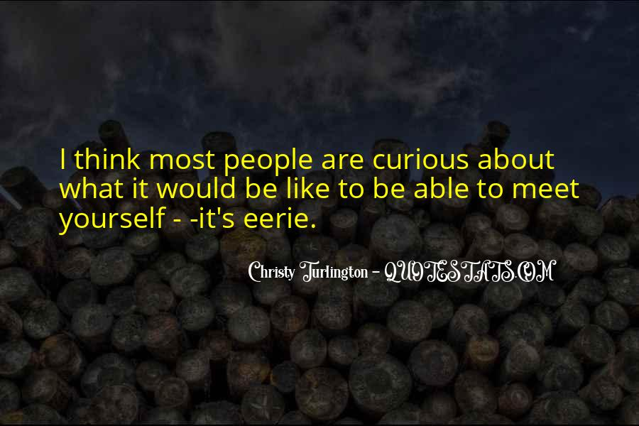 Turlington Quotes #334012