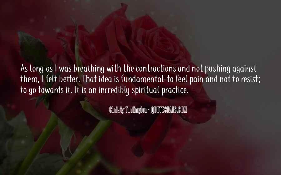 Turlington Quotes #354373