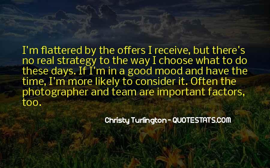 Turlington Quotes #355912