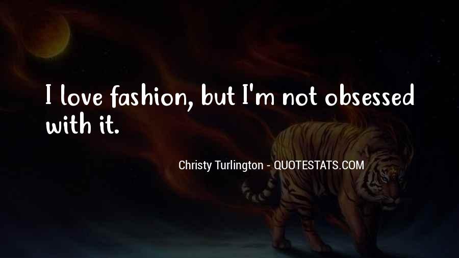 Turlington Quotes #474867