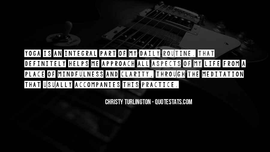 Turlington Quotes #881953