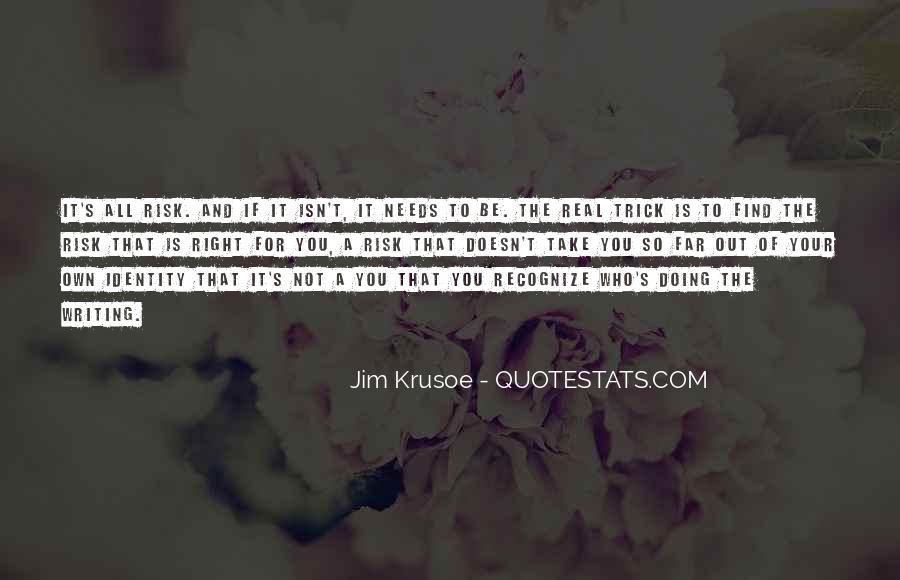 Tuzzes Quotes #1452238