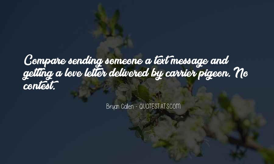 Quotes About Love Message #457543