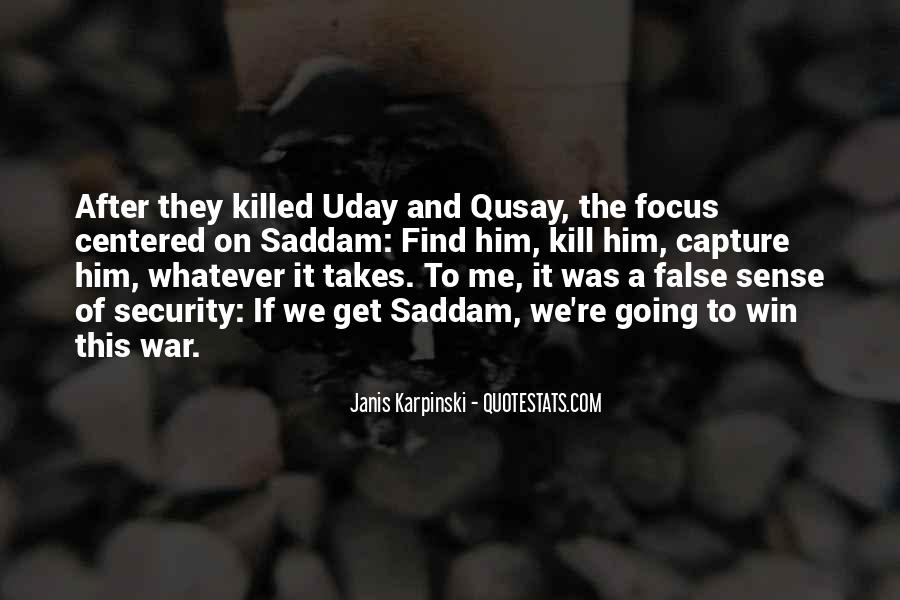 Uday Quotes #1353329