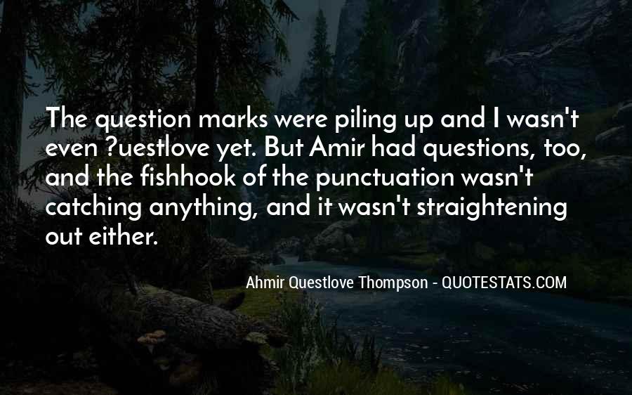 Uestlove Quotes #875573