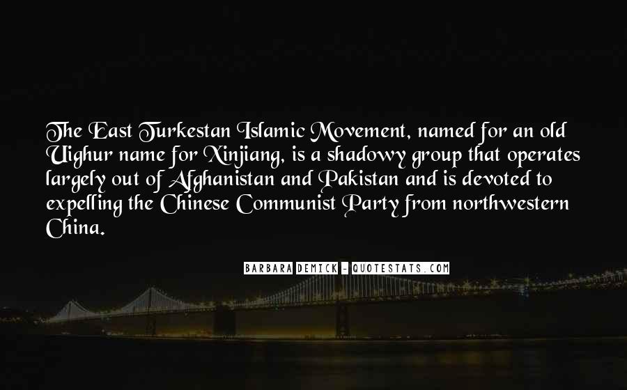 Uighur Quotes #957585