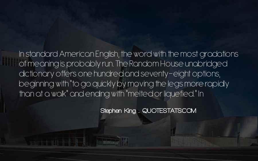 Unabridged Quotes #487451