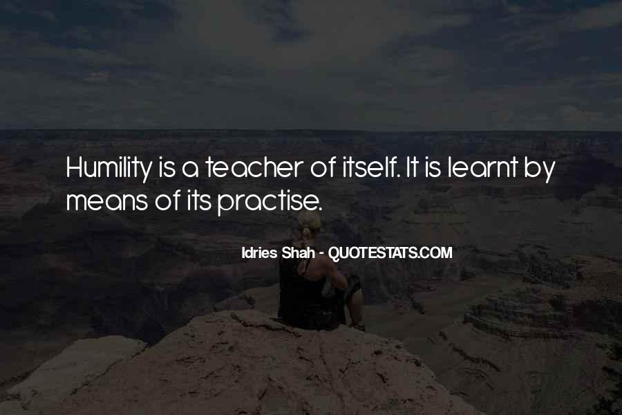 Quotes About I Have Learnt #135803