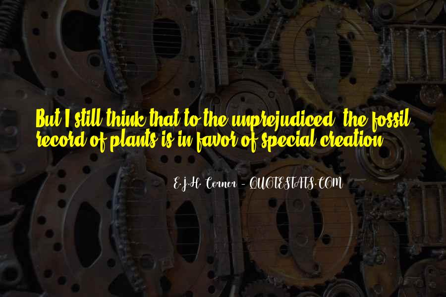 Quotes About The Fossil Record #454246