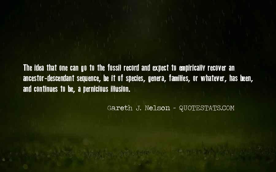 Quotes About The Fossil Record #684459
