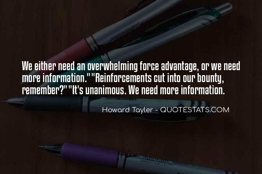 Unanimous Quotes #1220804