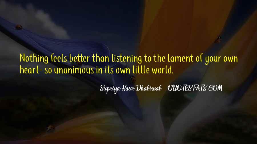 Unanimous Quotes #124155