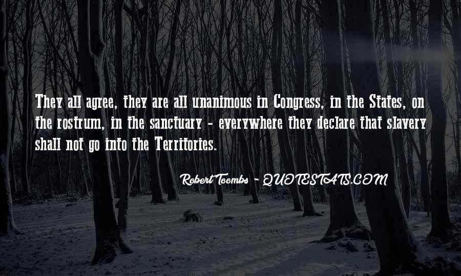 Unanimous Quotes #495600