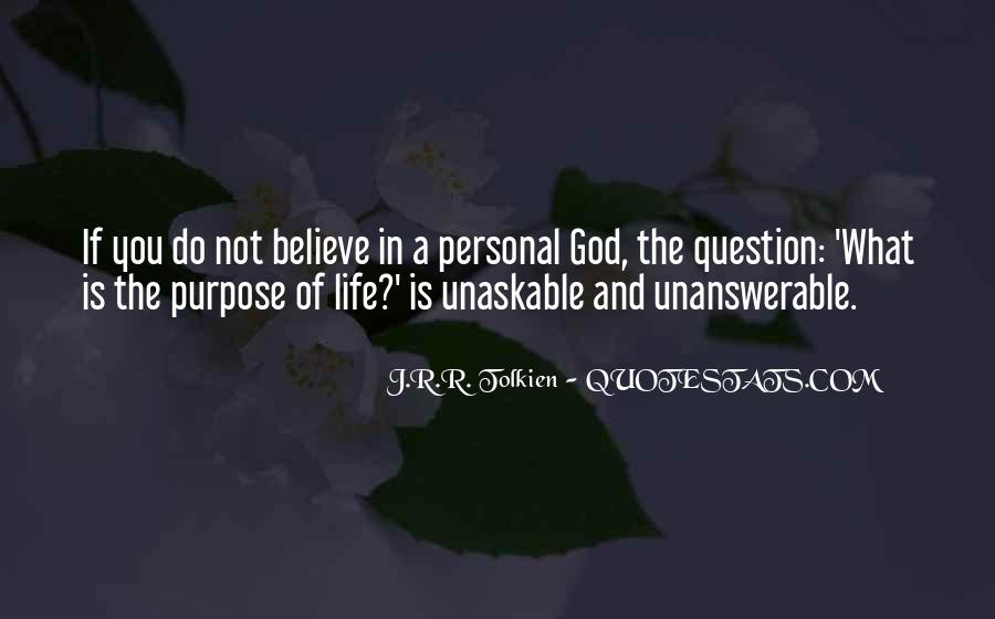 Unaskable Quotes #1169687