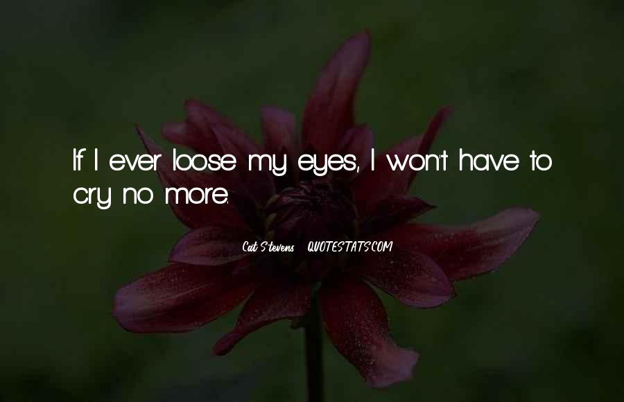 Quotes About When You Just Want To Cry #9850