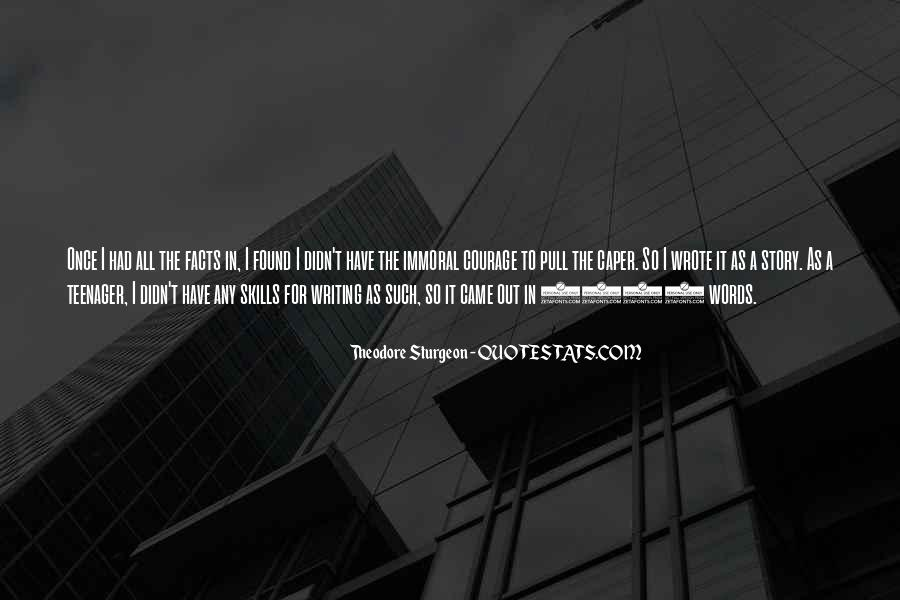 Unchosen Quotes #664542