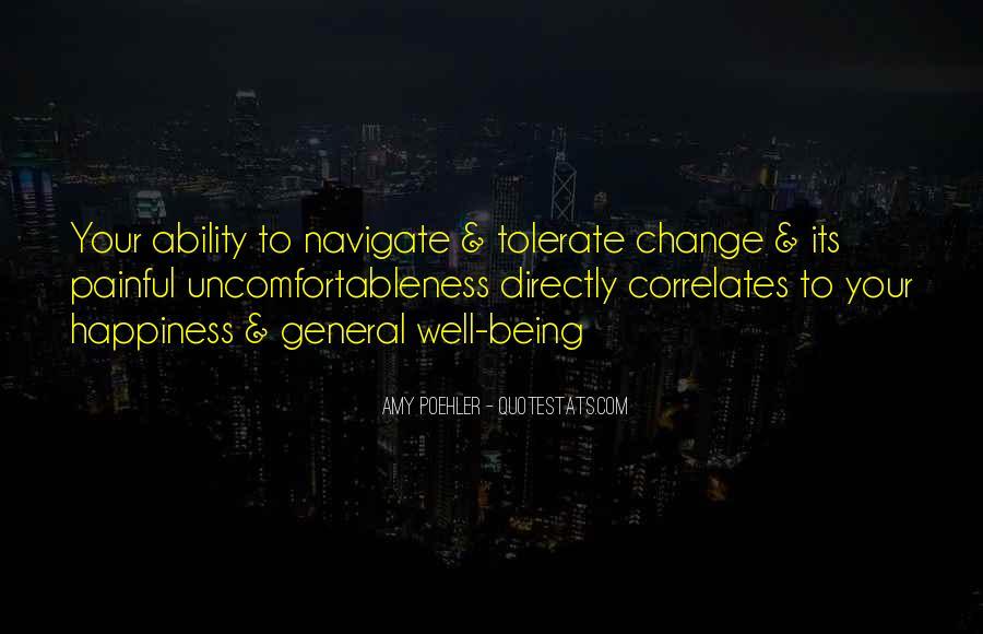 Uncomfortableness Quotes #1806532