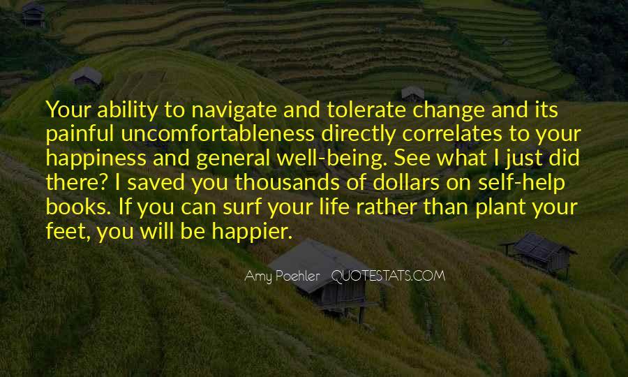 Uncomfortableness Quotes #419846