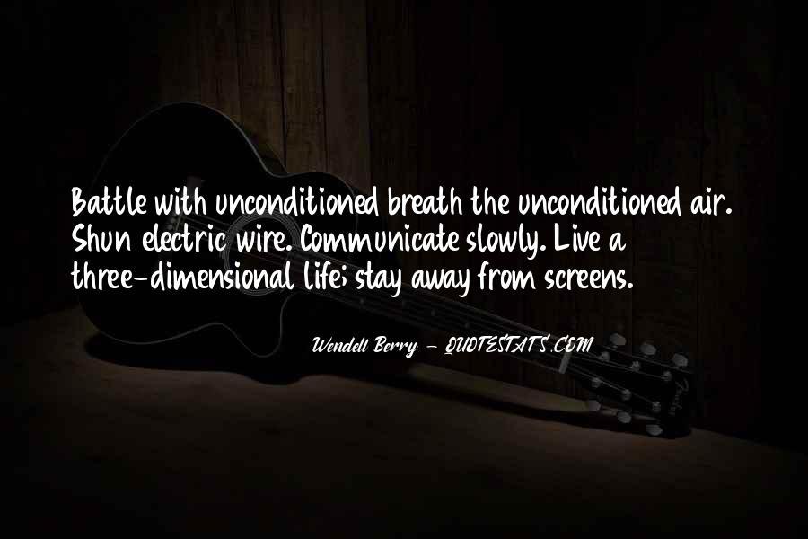 Unconditioned Quotes #1043218