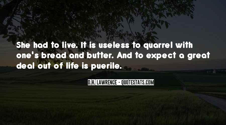 Unconditioned Quotes #1667042