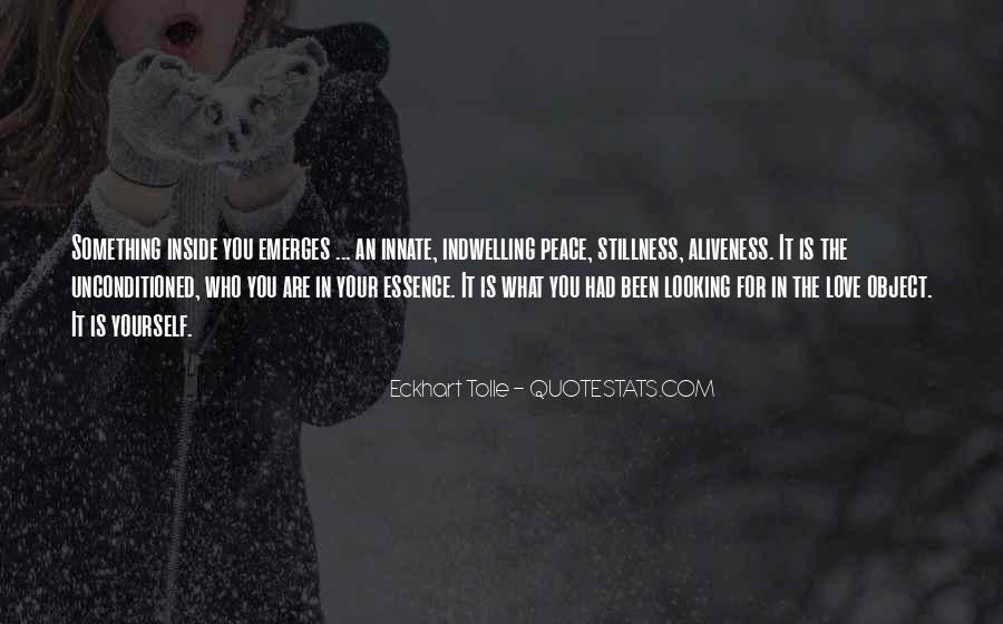 Unconditioned Quotes #38960