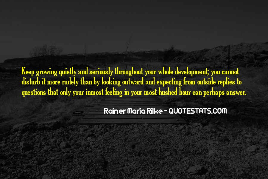 Quotes About Outside Looking In #1230425