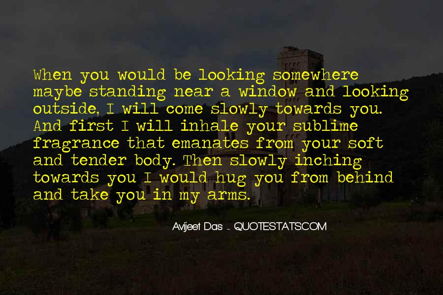 Quotes About Outside Looking In #1597869
