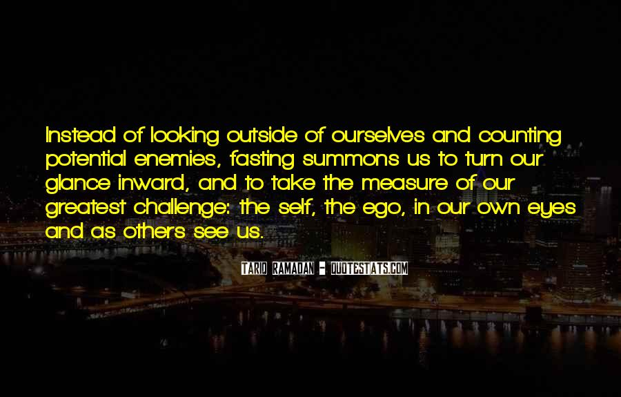 Quotes About Outside Looking In #274779