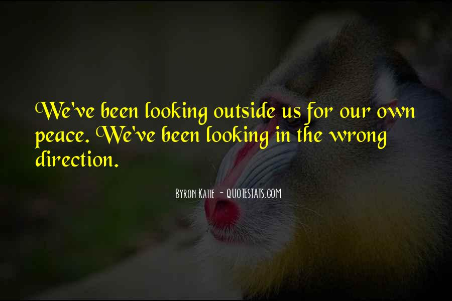 Quotes About Outside Looking In #377623