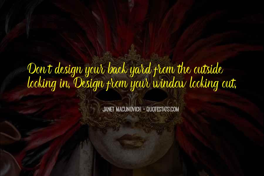 Quotes About Outside Looking In #446917