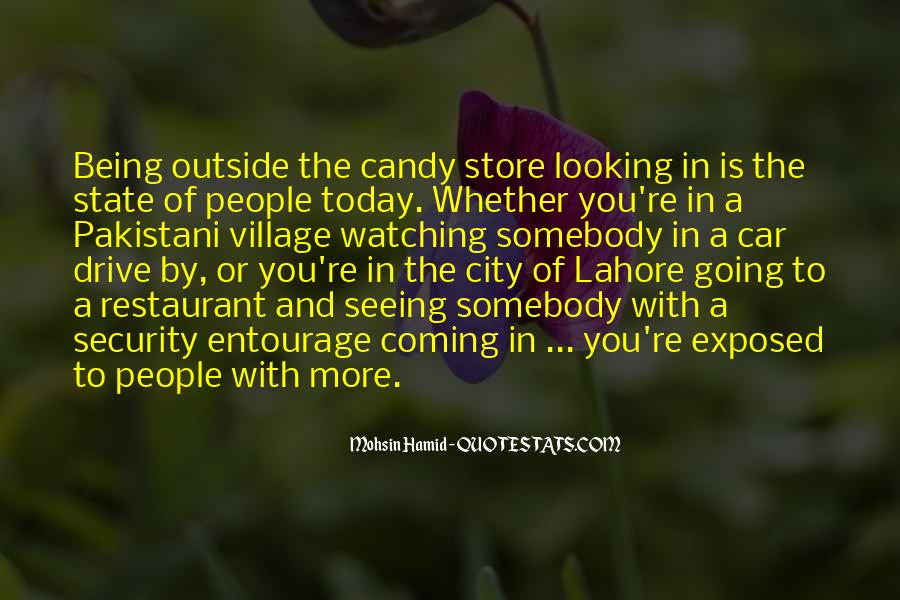 Quotes About Outside Looking In #535553