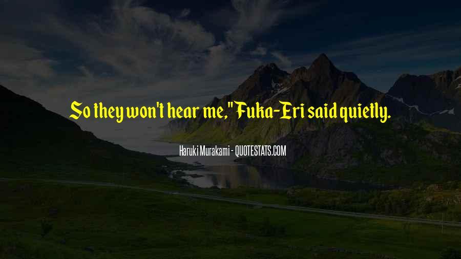 Undebated Quotes #1869332