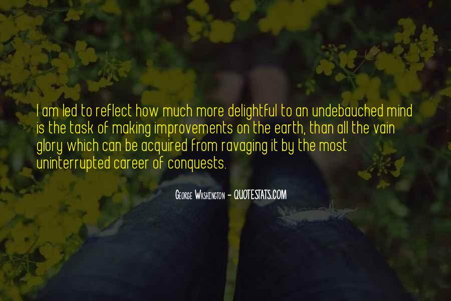 Undebauched Quotes