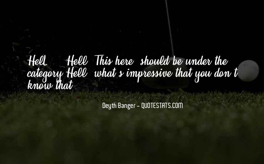 Under't Quotes #13028