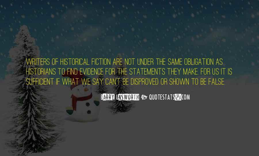 Under't Quotes #83375